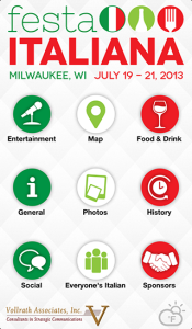Festa Italiana: Celebrate Italian Fest With this Free App!