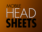 Mobile App Headsheets App